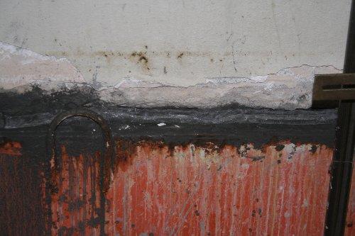 impermeabilizar foso de ascensor - Cordón de bentonina
