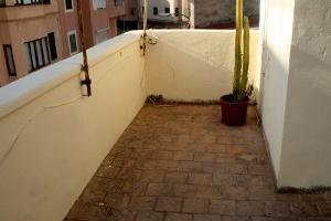 Filtraciones de agua en terrazas
