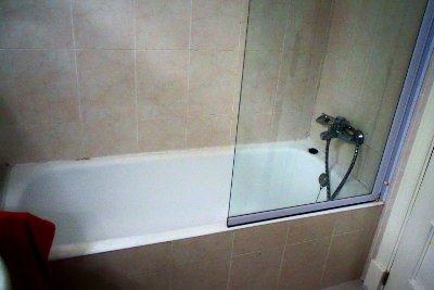 quitar bañera y poner plato de ducha