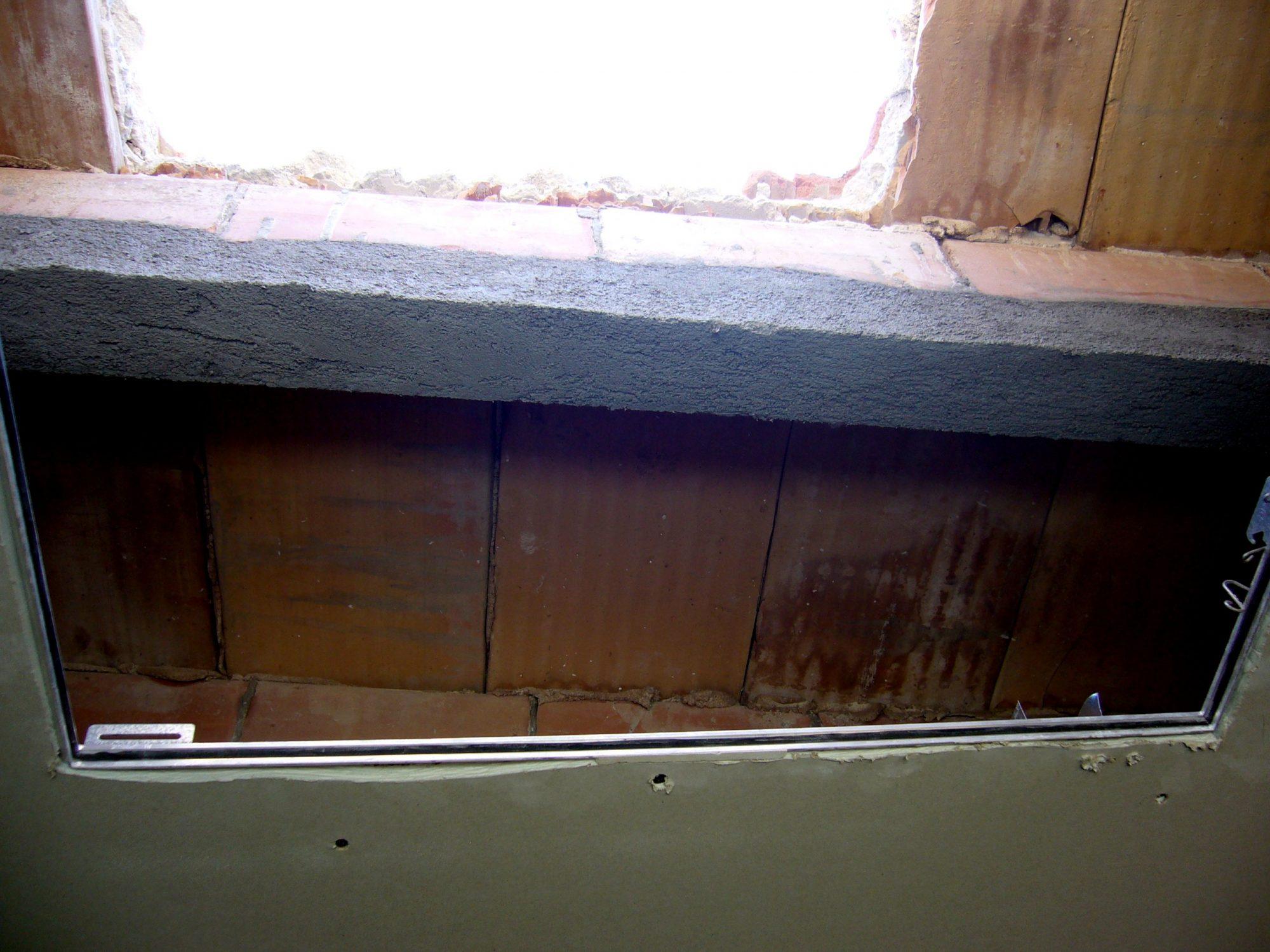 ITE - Reparación de viguetas
