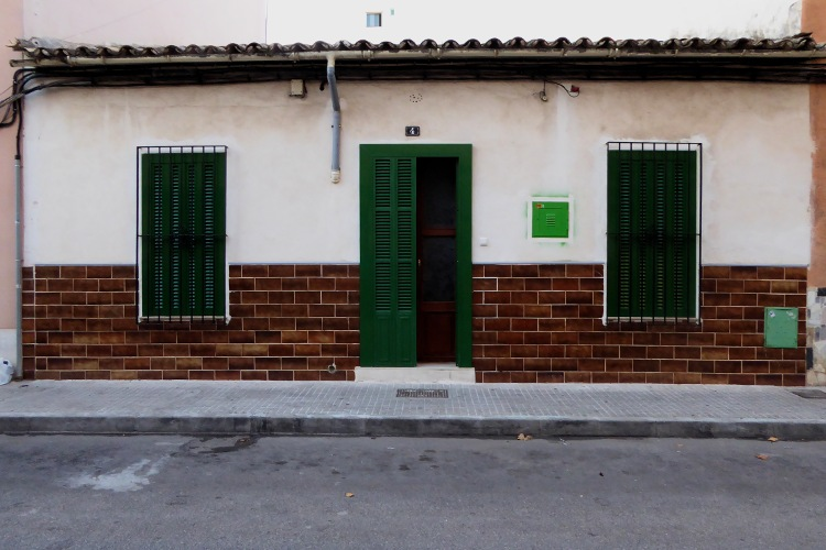 fachada pequeña antes dela reforma