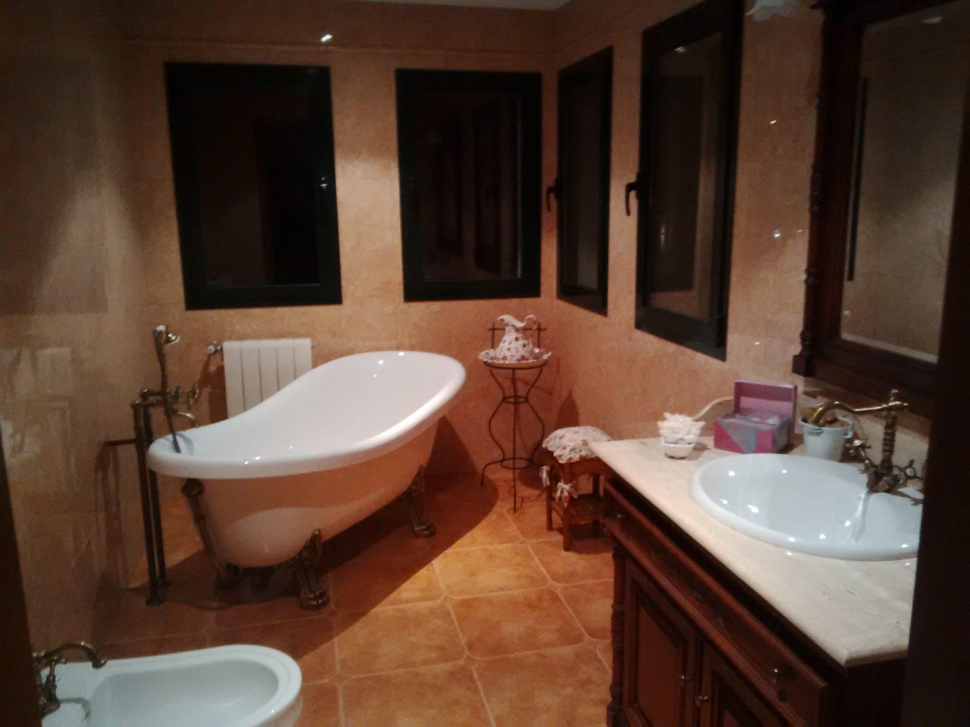reforma de baño en marratxi