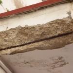 Reparación de estructuras de  hormigón