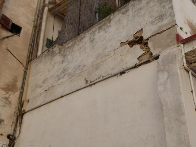 Ite, restauración fachada