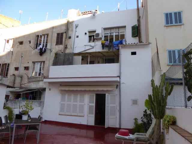 Ite Palma, restauración fachada