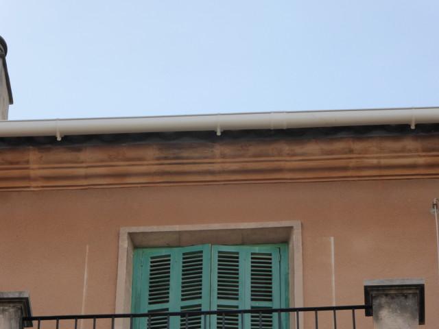 restauración fachada principal