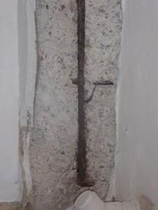 reparación pilar de hormigón