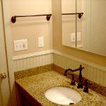reforma de baño estilo clásico