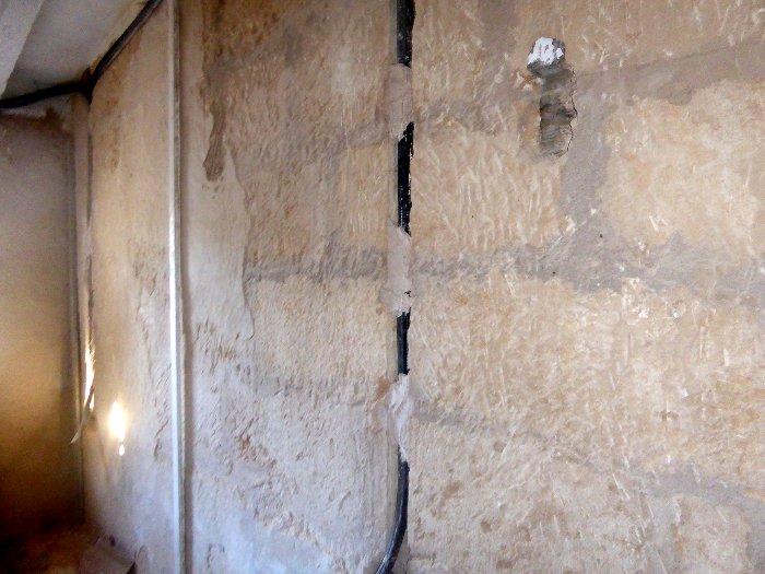 Repicado de las paredes