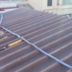 Impermeabilizar tejado con placa ondulada