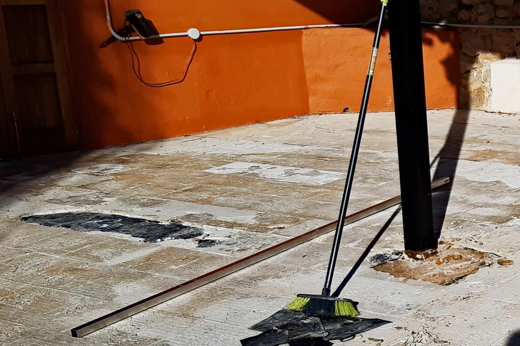 Impermeabilización de terraza en 3 pasos
